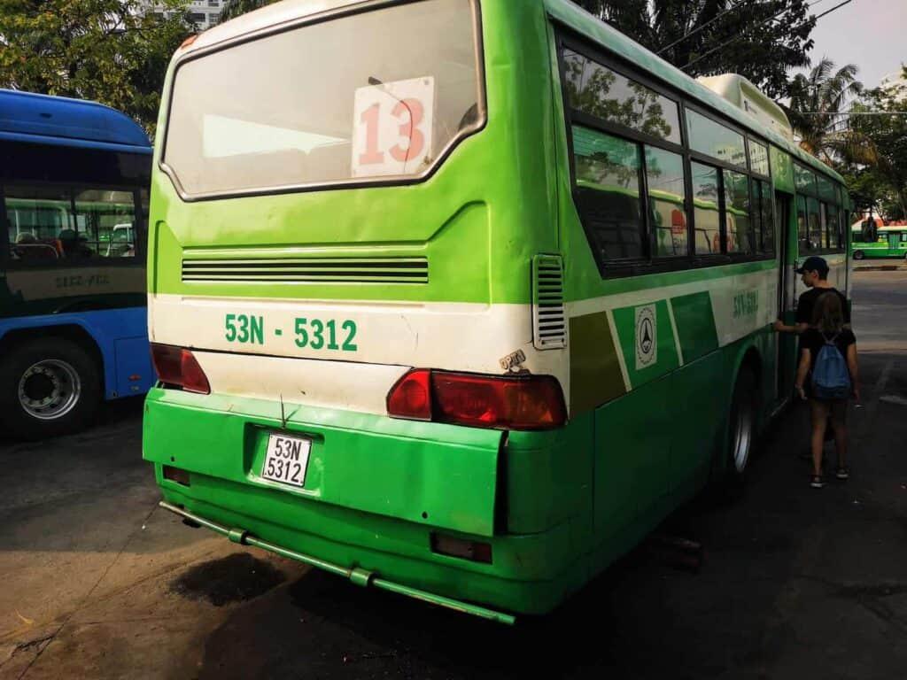 Bus 13, Saigon