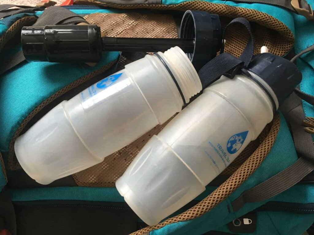 FIlter Water Bottles