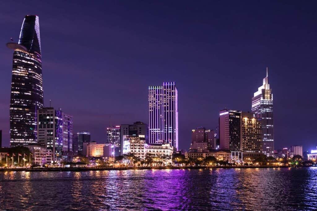 Ho Chi Minh City Skydeck