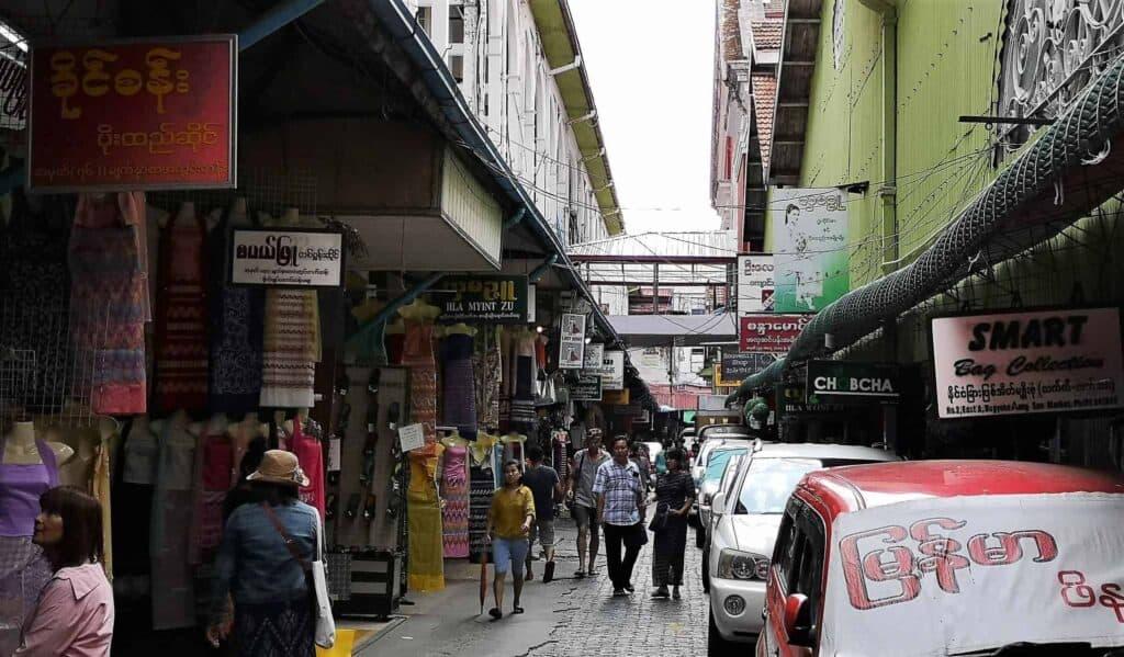 Bo Gyoke Market