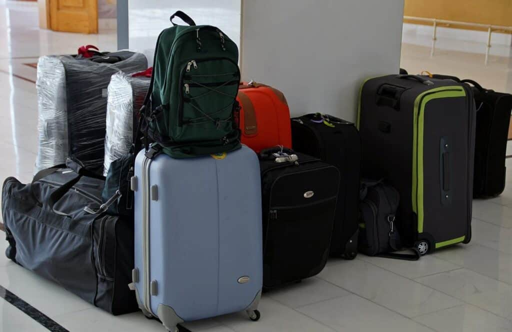 Too Much Luggage!