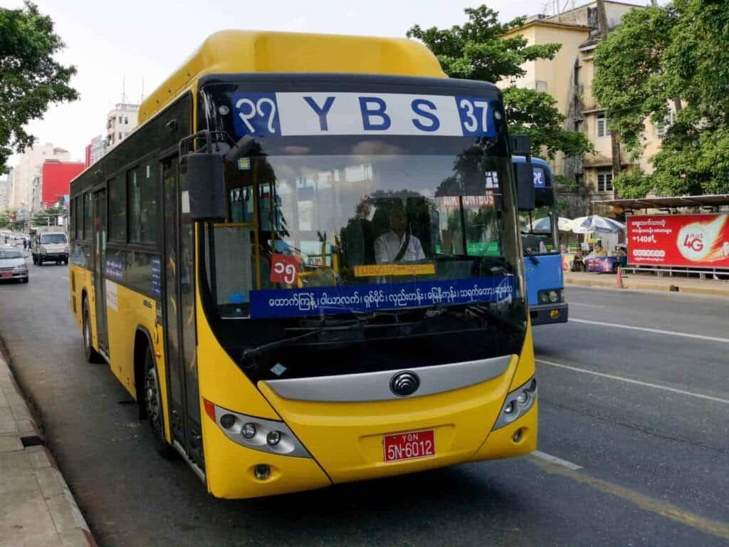 YBS No. 37 Bus